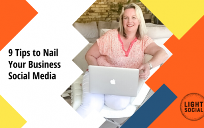 9 Tips to guarantee success with your business social media