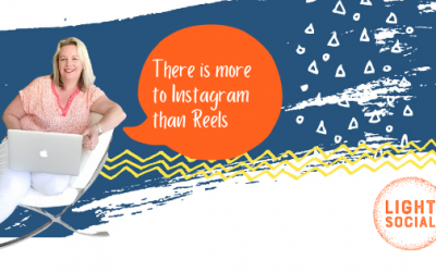 There is more to Instagram than Reels.